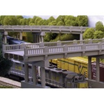 RIX6280101 Rix Products HO 50' Early Highway Overpass