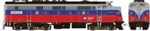 Rapido 14609 HO EMD FL9 Rebuilt/Modernized Version Standard DCC/Sound Metro North #2029