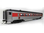 Rapido 17211 HO NH 8600 Series Stainless Steel Coach with Skirts New Haven #8607