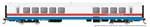 Rapido 25103 HO RTL Turboliner Coach Snack Bar Amtrak #183