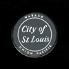 Sundance 176 Enamel Railroad Pin City of St. Louis