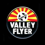 Sundance 276 Enamel Railroad Pin The Valley Flyer Drumhead