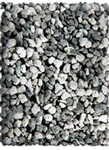 Scenic Express 3405 O Blended Ballast Coarse #12 Half-Gallon Light Gray Blend