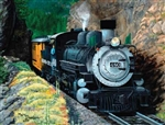 Train Enthusiast 69956 The Silverton Puzzle 500 Pieces 18 x 24""