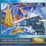 Train Enthusiast 719174 The Polar Express 1,000-Piece Puzzle