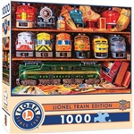 Train Enthusiast 719374 Well Stocked Shelves 1000pc