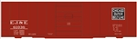 Tichy 10202O O Railroad Decal Set Elgin Joliet & Eastern 40' Steel Boxcar Rectangular Outer Belt Line