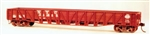 Tichy 40414 HO War Emergency Composite Mill Gondola Kit Undecorated Includes Decals for PRR NYC