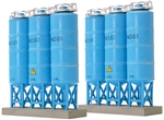 Tomy 257516 N Triple Upraight Bulk Tanks