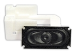TCS 1714 HO ATL-SH1 Atlas RS Speaker Housing w/Speaker Fits TCS 35 x 16mm WOWSpeaker Replaces Interior Loco Weight 745-1714