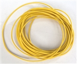 TUC810151 Tusnami Sound 10' Wire 30 Gauge, Yellow