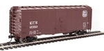 Walthers 1342 HO 40' AAR 1944 Boxcar Kansas City Southern #17788
