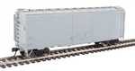 Walthers 2250 HO 40' ACF Welded Boxcar w/8' Youngstown Door Undecorated