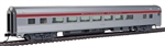 Walthers 30007 HO 85' Budd Large-Window Coach Southern Pacific