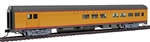 Walthers 30058 HO 85' Budd Baggage-Lounge Union Pacific Armour