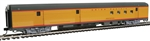 Walthers 30308 HO 85' Budd Baggage-Railway Post Office Union Pacific Armour Yellow Gray