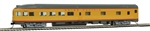 Walthers 30358 HO 85' Budd Observation Union Pacific Armour Yellow