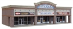 Walthers 3891 N Modern Shopping Center I Kit
