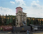 Walthers 4202 HO Small Wood Coaling Station Kit