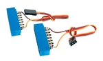 Walthers 142 Walthers Layout Control System Edge Connector for Tortoise Switch Machine pkg 2 942-142