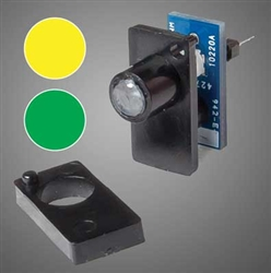 Walthers 151 Two Color LED Fascia Indicator Walthers Layout Control System Green 942-151