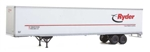 Walthers 2455 HO 53' Stoughton Trailer 2-Pack Ryder