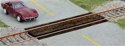 WAL9494159 Walthers Accessories HO Wood Grade Crossing 2/ 949-4159
