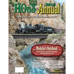 White River HO16 2016 HOn3 Annual Softcover