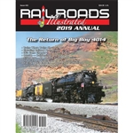 White River RA19 RR's Illustrated 2019 Annual