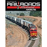White River RRIA15 2015 Railroads Illustrated Annual Softcover