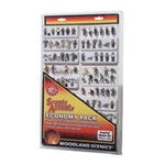 Woodland A2052 HO Economy Figure Assortment