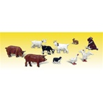 Woodland A2202 N Barnyard Animals