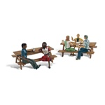WOOA2214 Woodland Scenics Co N Outdoor Dining