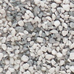 WOOB1394 Woodland Scenics Co Medium Ballast Shaker, Gray Blend/50 cu. in.