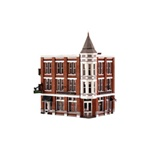 WOOBR5039 Woodland Scenics Co HO Built-Up Davenport Department Store