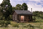 Woodland BR5869 O Buillt-Up Rustic Cabin