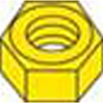 Woodland H883 1-72 Hex Nuts 5
