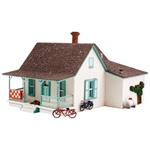 WOOPF5206 Woodland Scenics Co N KIT Country Cottage