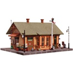 WOOPF5207 Woodland Scenics Co N KIT Woodland Station