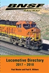Withers 131 BNSF 2017-2018 Locomotive Directory Softcover 176 Pages