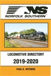 Withers 133 Norfolk Southern 2019-2020 Locomotive Directory