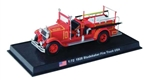 William Tell ACSF36 1/72 Studebaker Fire Truck Assembled South Bend Indiana 1928