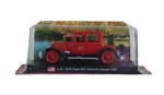 William Tell ACSF50 1/43 Cadillac Type 57 Victoria Fire Chief Coupe Assembled Springfield 1918