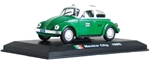 William Tell ACTX02b O 1985 Volkswagen Beetle Assembled Mexico City Taxi