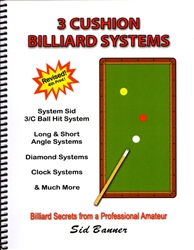 **3 CUSHION BILLIARDS SYSTEMS