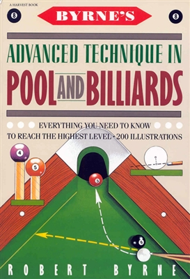 ADVANCED TECHNIQUE IN POOL & BILLIARDS