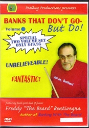 BANKS THAT DON'T GO, BUT DO - 2 DVD SET