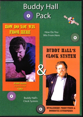 THE BUDDY HALL TWO-PACK