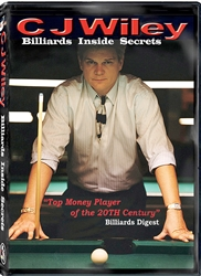 BILLIARDS INSIDE SECRETS DVD