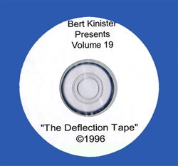 THE DEFLECTION TAPE